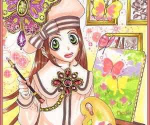 anime, magic, and sugar sugar rune image