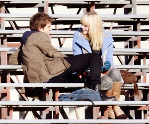 couple, peter parker, and gwen stacy image
