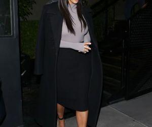 fashion, kardashian, and kimkardashian image