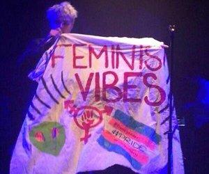 gerard way, feminism, and my chemical romance image