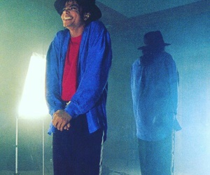 michael jackson, funny, and cute image