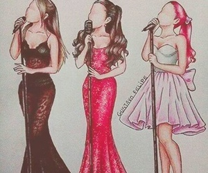 ariana grande, ariana, and dress image