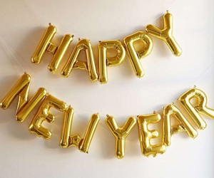 new year, happy new year, and party image