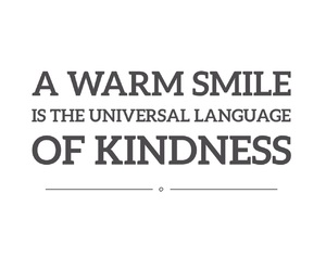 easel and kindness image