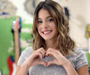 violetta, martina stoessel, and martina image