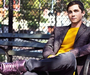 logan lerman, sexy, and boy image