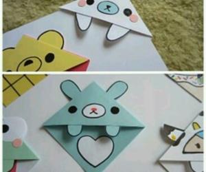 bookmark and kawaii image