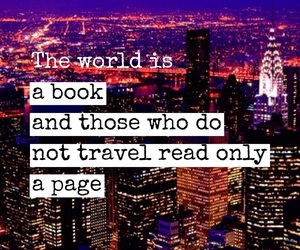 quote, book, and only image