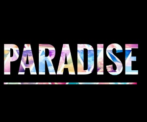 paradise and wallpaper image