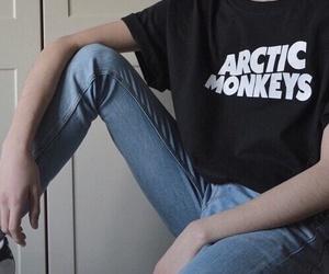 arctic monkeys, grunge, and style image