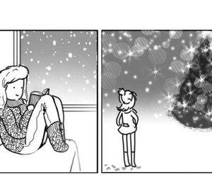 christmas, cocoa, and xmas image
