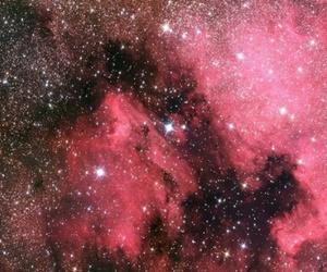 galaxy, red, and grunge image