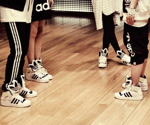 adidas, 2ne1, and CL image