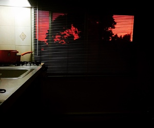 kitchen and red image