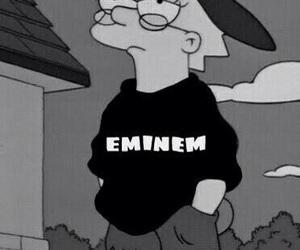 eminem, lisa, and rap image