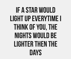 quotes, night, and stars image