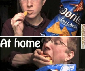funny, lol, and tyler oakley image