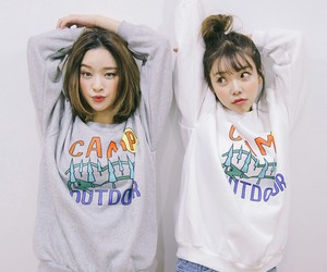 colorful, sweater, and stylenanda image