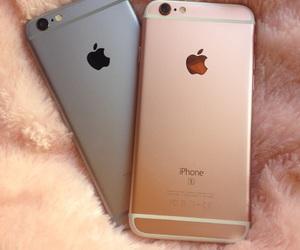 iphone, phone, and telephone image