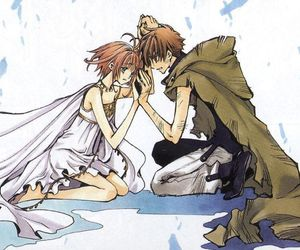 sakura and love image