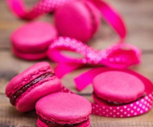 sweet, pink, and delicious image