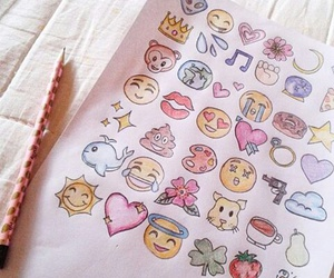 art and emoji image