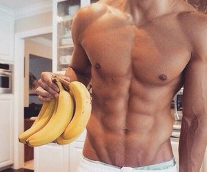 abs, boy, and fitness image