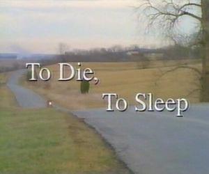 die, sleep, and grunge image