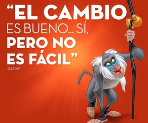 disney, frases, and lucha image