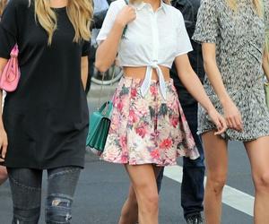 Taylor Swift, gigi hadid, and model image