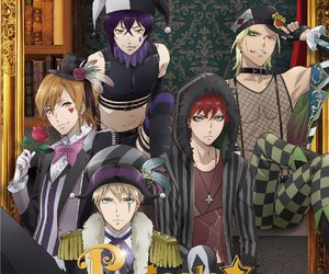 dance with devils, anime, and shiki image