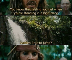 funny, lol, and pirates of the caribbean image