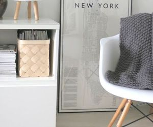 chair, luxury, and soft colors image