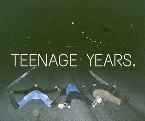 teenager, teenage, and years image