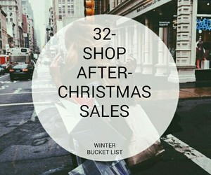 after, christmas, and sale image