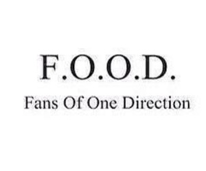 one direction and food image