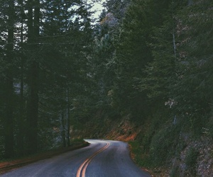 indie, road, and boho image