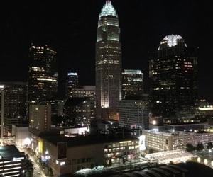 city, theme, and dark image