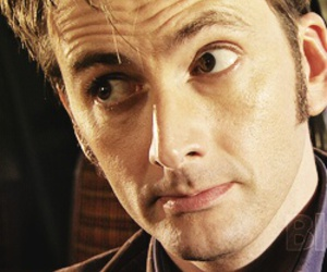 david tennant, twitter, and doctor who image