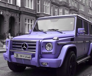 g-class, jeep, and lilac image