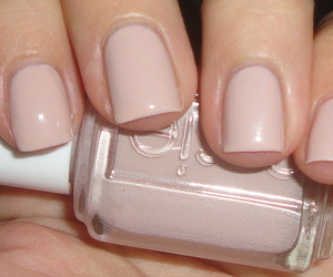 essie and nail image