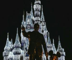 disney, disneyland, and magic image