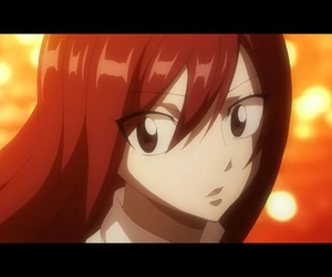 cutie, fairy tail, and erza image