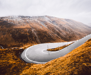 landscape, road, and nature image