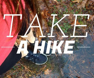 fitness, hiking, and motivation image