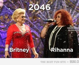 rihanna, britney spears, and lol image