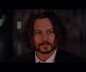 johnnydepp, handsome, and thetourist image
