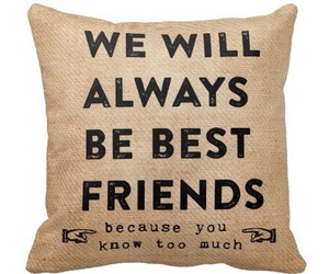 bff, gifts, and friends image