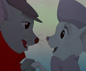 mouse and love image