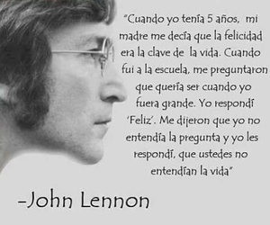 john lennon and frases image